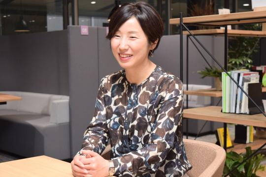tsumiki証券 代表取締役CEO 寒竹明日美さん