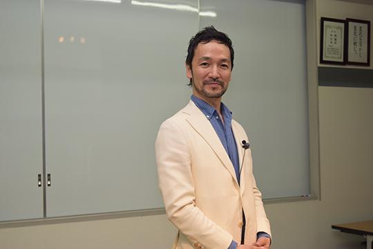 林要氏プロフィール写真
