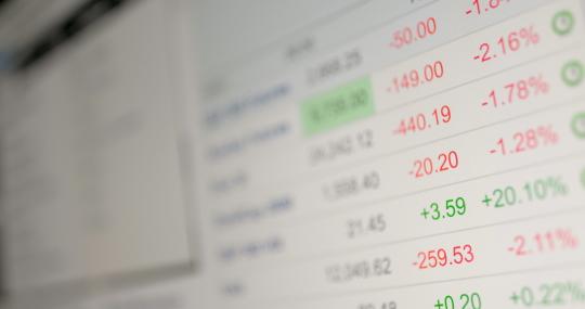 株価指数イメージ