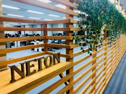 ネットオンのオフィス