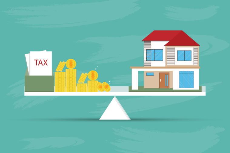 不動産と税金