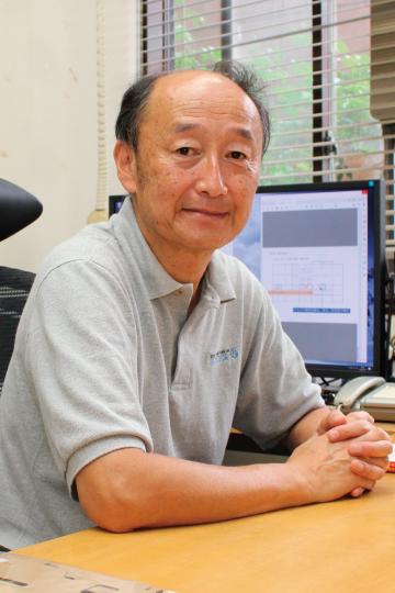 岩田洋夫教授1