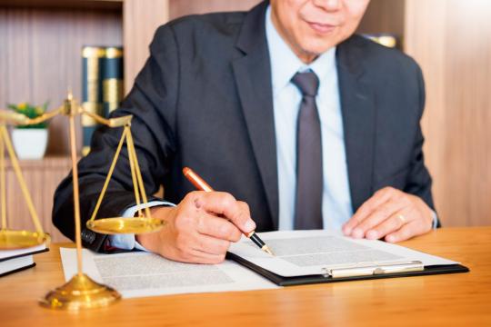 弁護士保険のイメージ