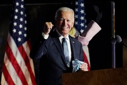 ジョー・バイデン米国新大統領は積極的な環境政策を打ち出す見込み