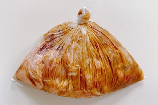 レンジで作る鶏肉チャーシューの作り方