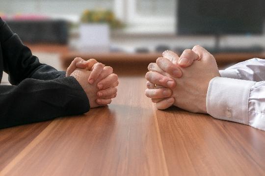 交渉のイメージ画像