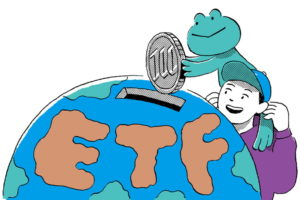 ETFで、世界の資産に投資しよう!