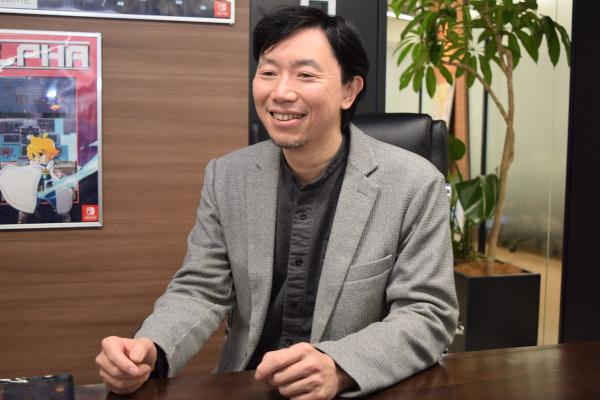 田中恵次さん