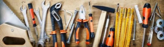 いろいろな工具