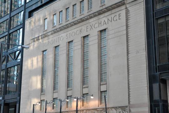 トロント証券取引所