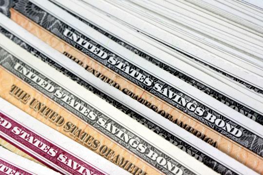米国債のイメージ