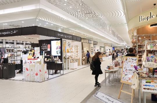 百貨店のイメージ画像