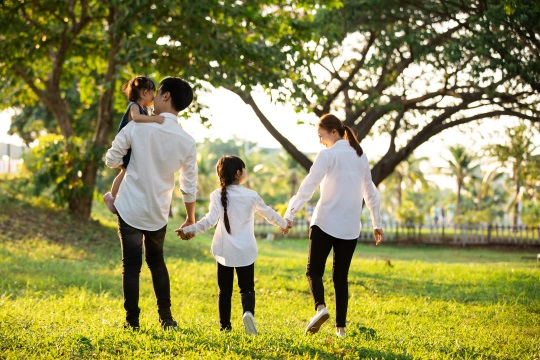 未来の家族像イメージ