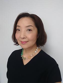 岡崎由紀子さんの写真