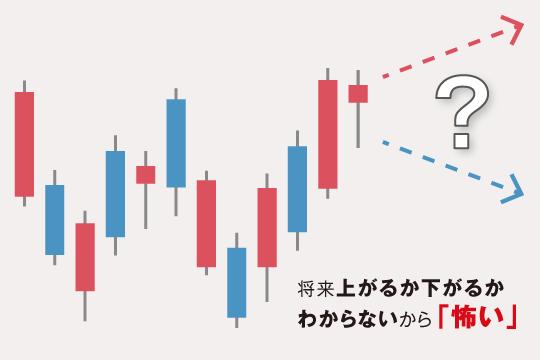 株式投資が怖い理由