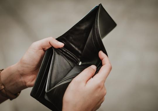 自己破産のイメージ