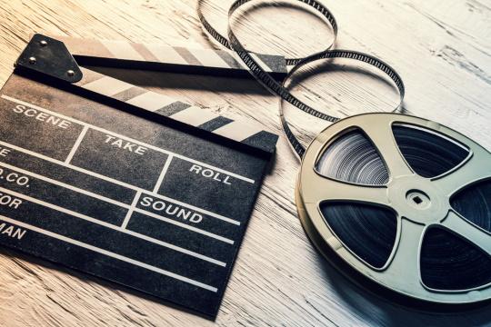 映画制作のイメージ画像