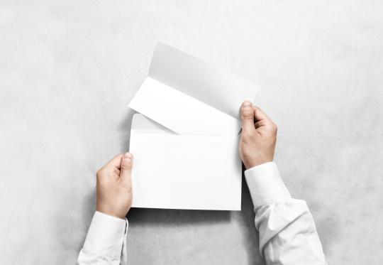手紙のイメージ画像