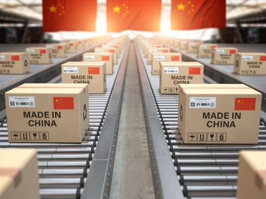 中国経済のイメージ
