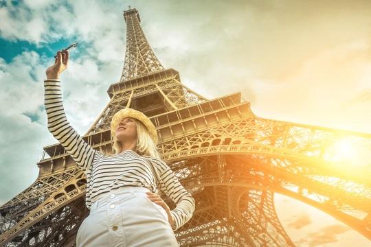 フランス エッフェル塔のイメージ