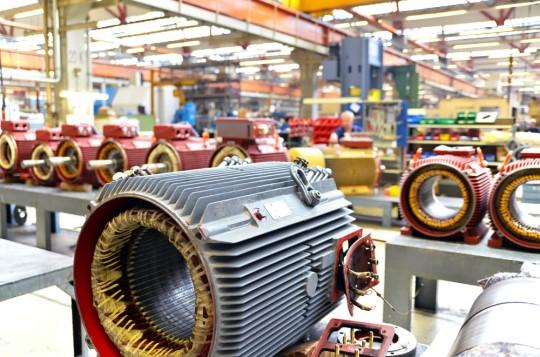 モーター工場イメージ