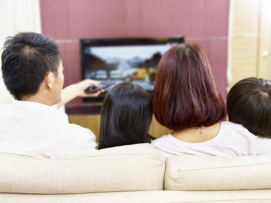 TV視聴のイメージ画像
